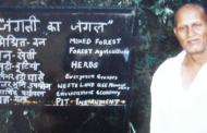एक मिसाल है उत्तराखंड के जगत सिंह चौधरी 'जंगली' का जंगल : विश्व वन दिवस विशेष