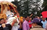 बग्वाल के अगले दिन उठता है देवी का डोला