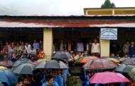 टीचर्स की कमी से नाराज़ अभिवावकों ने जीआईसी बघर में की तालाबंदी