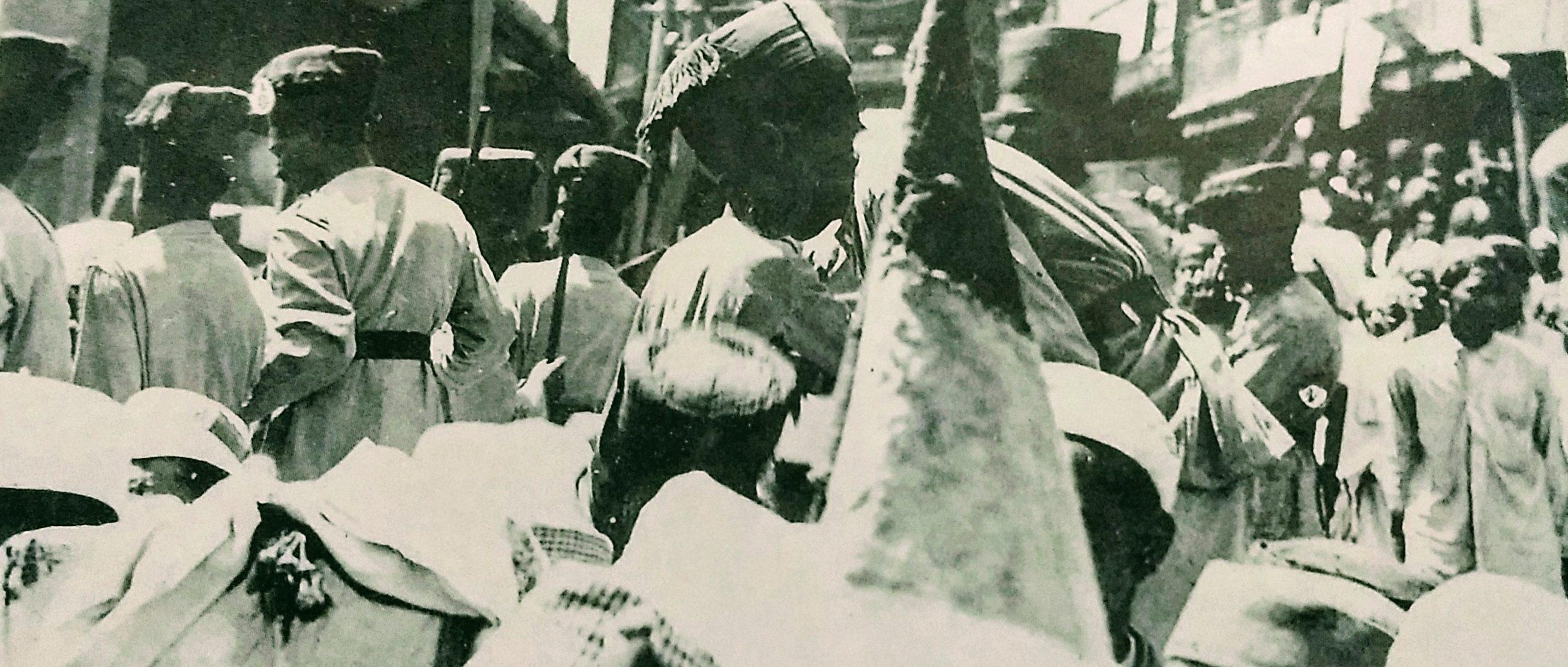 भारत छोड़ो आंदोलन और कुमाऊं के वीर