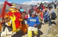 भोले का शीतकालीन प्रवास मक्कूमठ