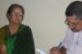 ओ परुआ बौज्यू की गायिका बीना तिवारी के साथ मुलाकात