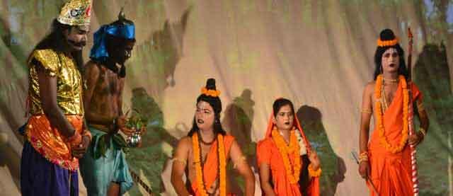 ठेठ कुमाऊंनी रामलीला का इतिहास
