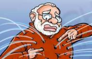 मोदी अपने कार्यकाल के सबसे कमज़ोर दौर में आ चुके हैं?