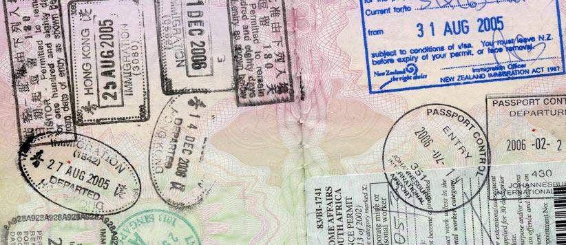 एक पासपोर्ट साइज़