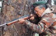 उत्तराखण्ड के मशहूर शिकारी ठाकुरदत्त जोशी और कतनिया का गुलदार