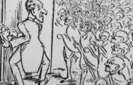 गांधी जयन्ती पर कुछ दुर्लभ कार्टून