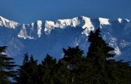 देवीधुरा का हिमालय - फोटो निबंध