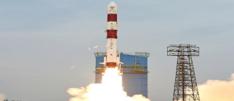 पीएसएलवी-सी43 ने उपग्रह एचवाईएसआईएस और 30 विदेशी उपग्रहों का सफल प्रक्षेपण