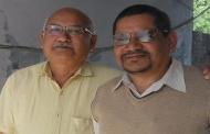 मेंढक कहानी के लेखक गम्भीर सिंह पालनी के साथ मुलाकात