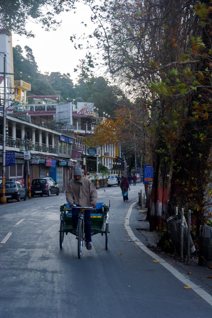 Photo Essay on Nainital