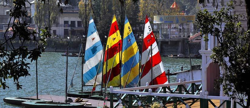 नैनीताल की पाल नौकाओं का दिलचस्प इतिहास