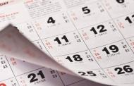 नए साल का कैलेण्डर, पतझड़ और मौसमे-बहार वगैरह