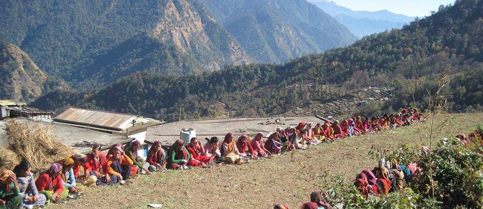 उत्तराखंड ग्रामीण संस्कृति का हिस्सा 'दाल-भात'