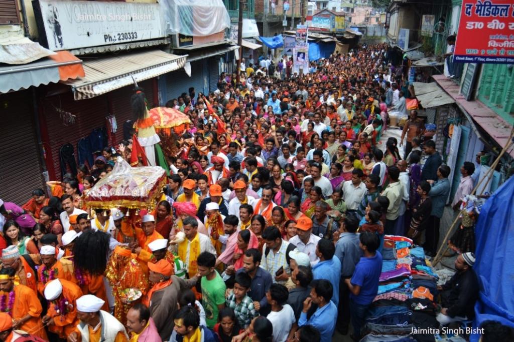Nanda Devi Raj Jaat