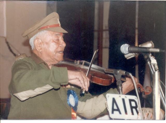 Captain Ram Singh Thakur