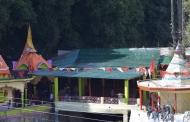 महाशिवरात्रि के दिन पिथौरागढ़ के सेरादेवल मंदिर में मेले की तस्वीरें
