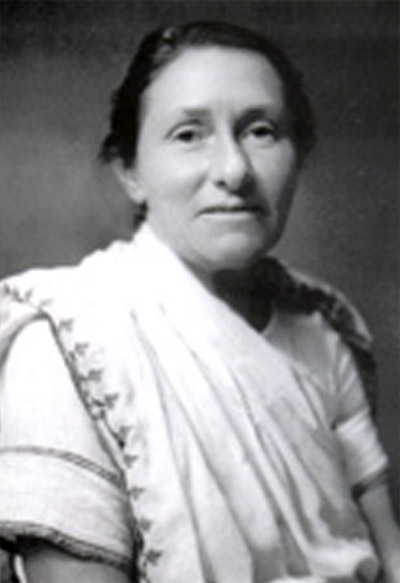 Govindram Kala, Sarla Behn