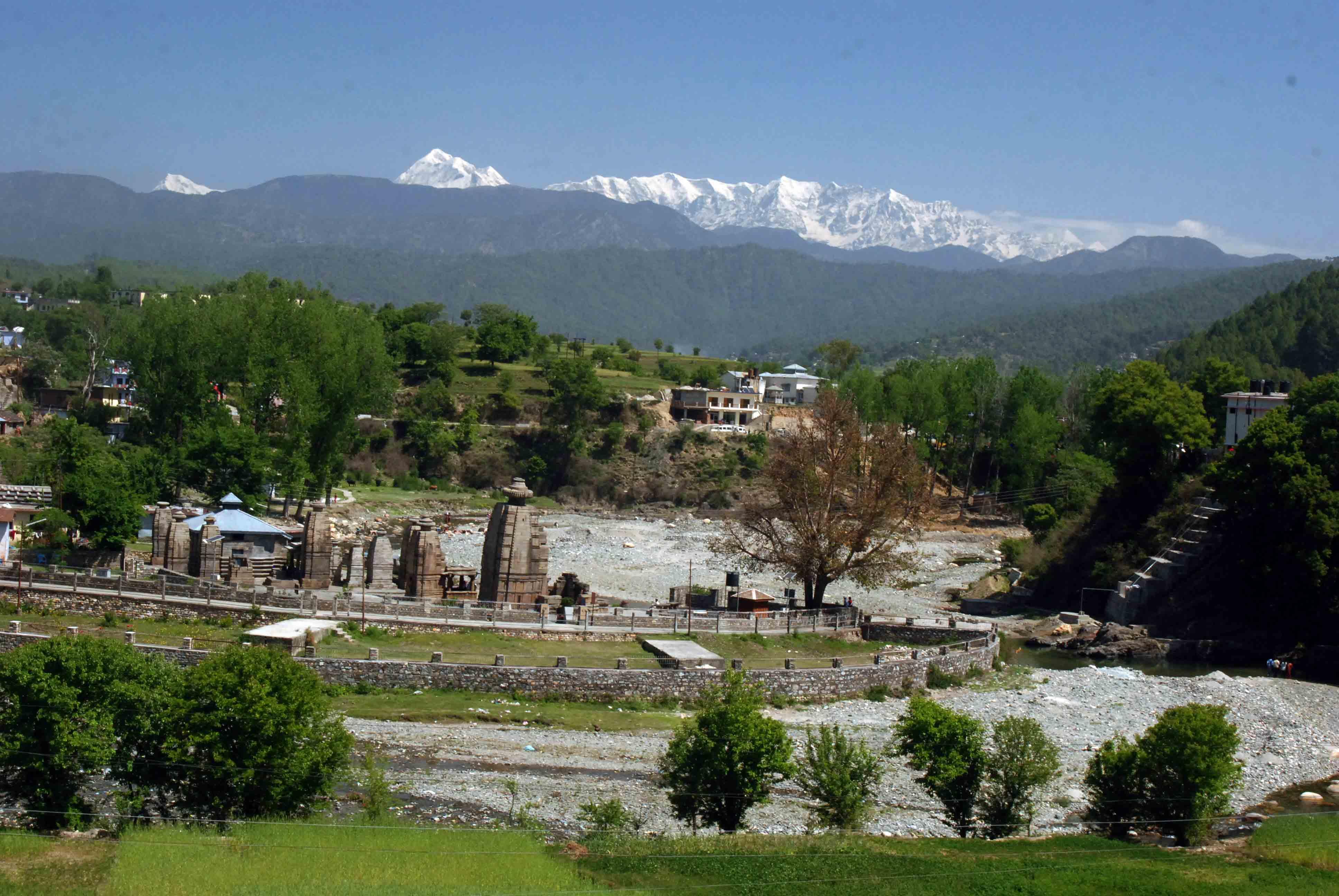 Baijnath Historic town Uttarakhand