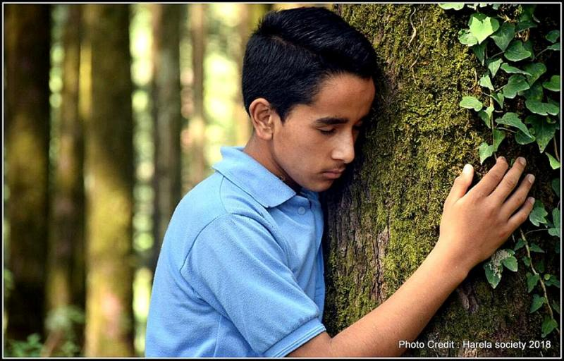 HUG A TREE Harela Society PROGRAM