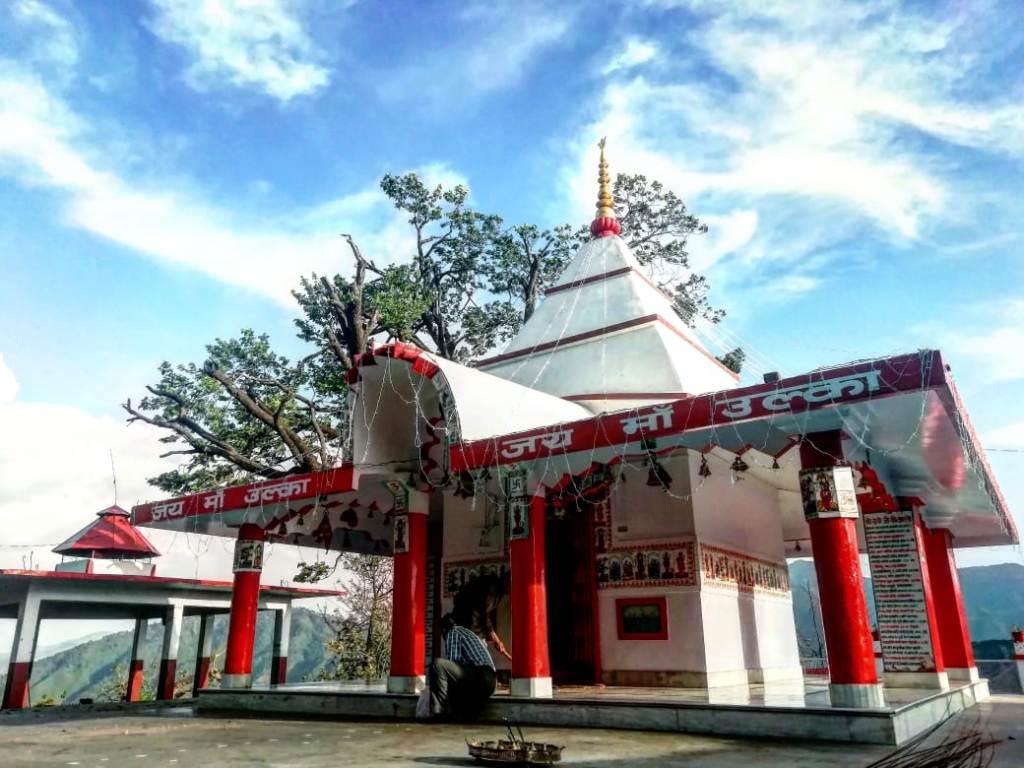 Ulka Devi Temple Pithoragarh
