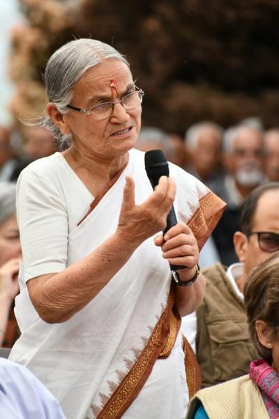 Ramchandra Guha in Almora