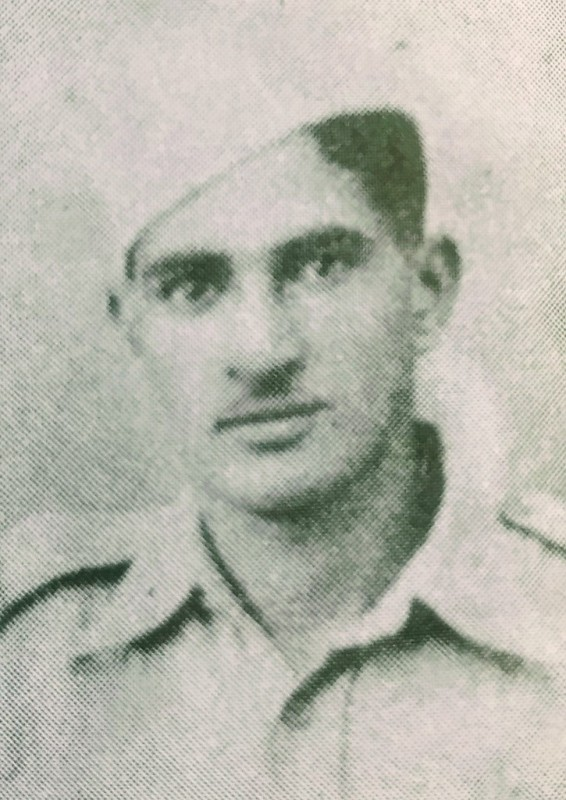 INA Soldier from Pithoragarh