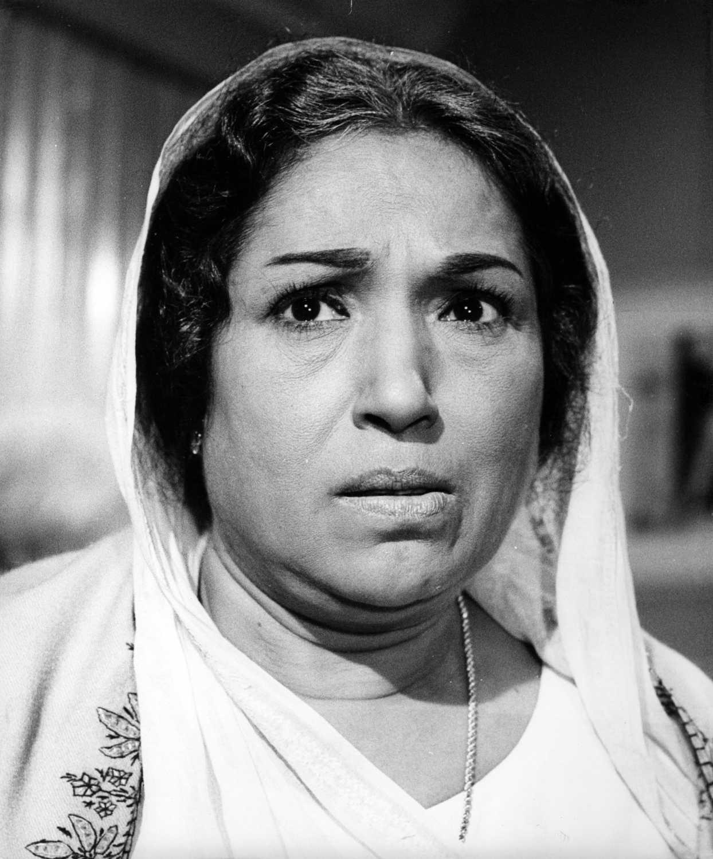 Character Actress Lalita Pawar