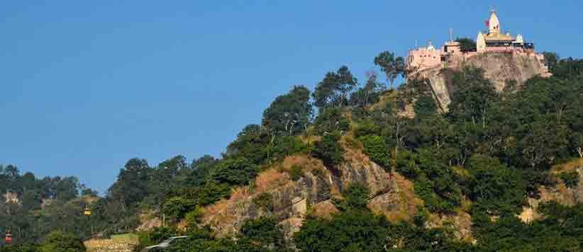 हरिद्वार के मनसा देवी मंदिर में बसती है शिव की मानस पुत्री