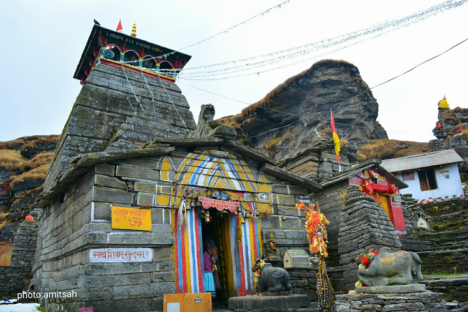 Garhwal Temple's Architecture