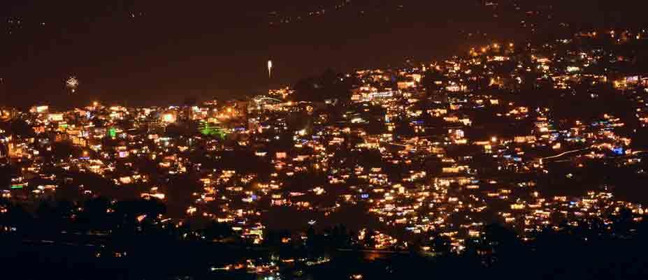 अल्मोड़ा के पर्यटन स्थल