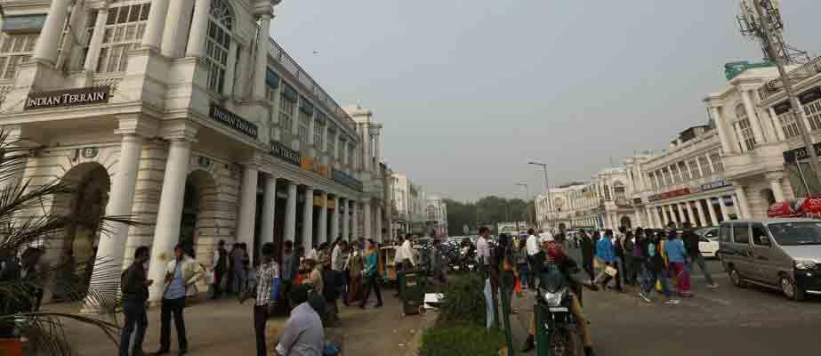 दिल्ली फिर एक बार