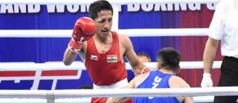 एशियन बॉक्सिंग चैम्पियनशिप में पिथौरागढ़ के कवीन्द्र सिंह बिष्ट से सिल्वर मेडल जीता