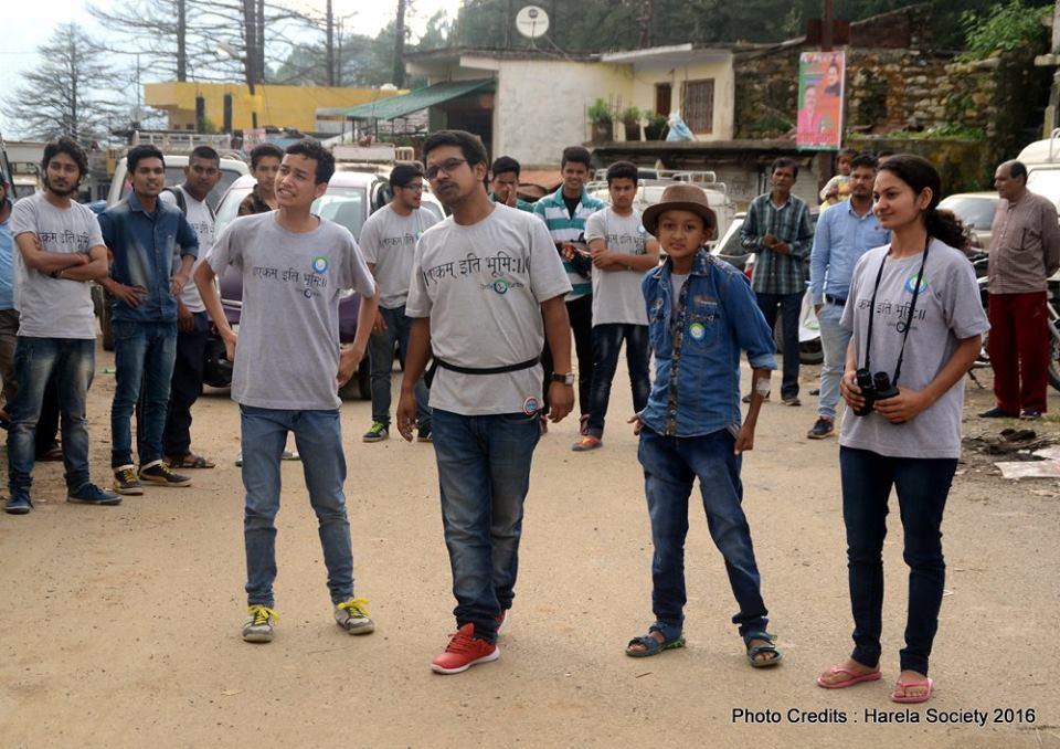 Earth Day and Harela Society