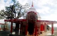गोरखाओं द्वारा निर्मित पिथौरागढ़ के उल्का देवी मंदिर की तस्वीरें