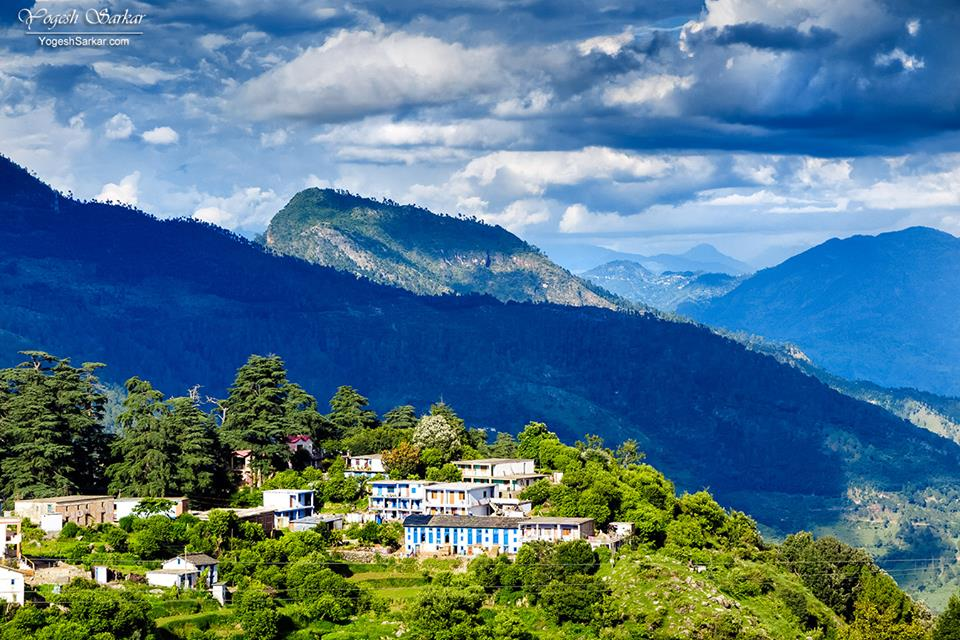 Gangolihat Tourism Height Temples Climate Pithoragarh