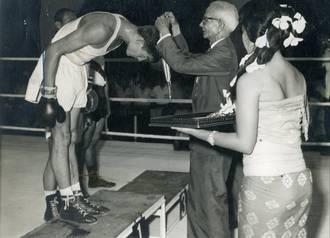 Boxer Padam Bahadur Mall