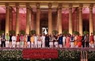 यहां देखिये केन्द्रीय कैबिनेट मंत्रियों की पूरी लिस्ट