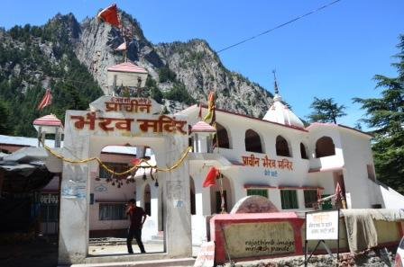 Gangotri Gomukh and Tapovan