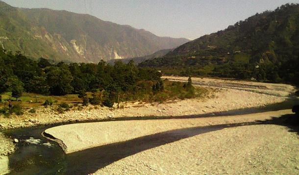 कुमाऊँ की कोसी नदी की कहानी