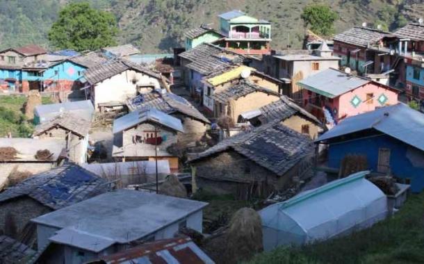 पिंडारी घाटी का जन-जीवन : फोटो निबंध