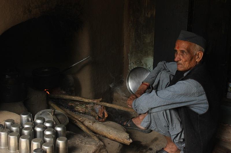 Restaurants in the Mountains of Uttarakhand