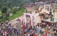 देवीधूरा का पाषाण युद्ध और पृथ्वी की प्रतीक बाराहीदेवी का मंदिर