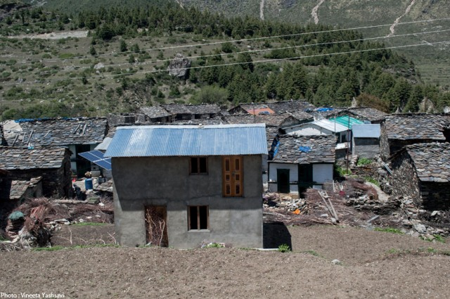 dugtu Village of darma valley Uttarakhand