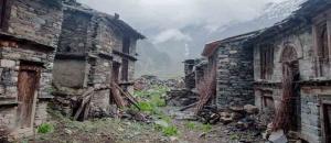 dugtu Village of darma valley Uttarakhand