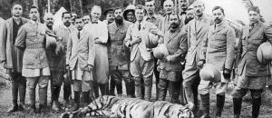 Cruel Hunting Rules British India
