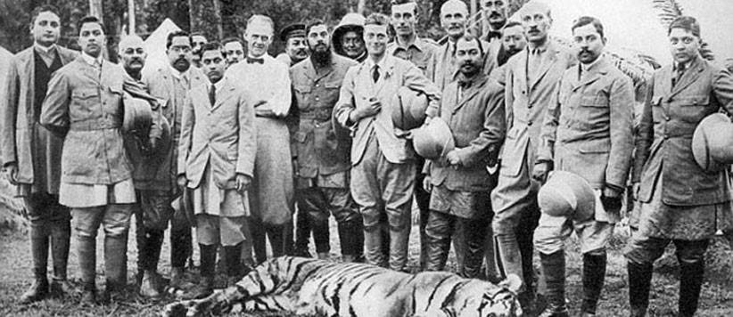 Cruel Hunting Rules British India