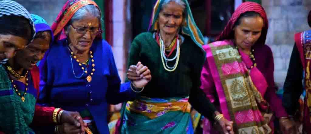 कुमाऊंनी लोकगीतों में सामाजिक चित्रण