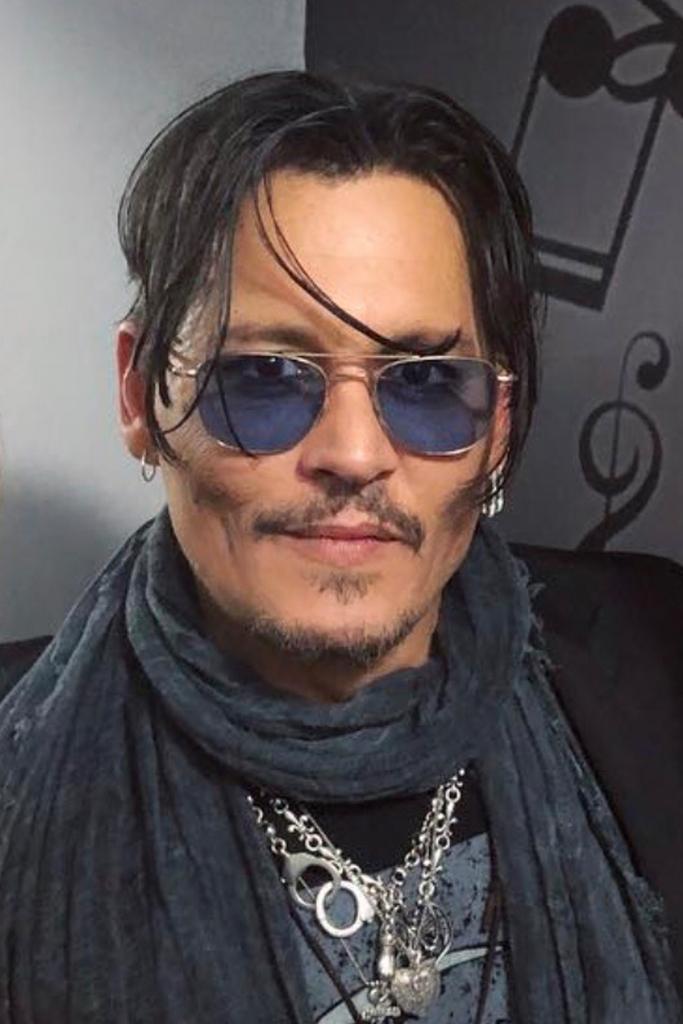 Johny Depp Birthday Today