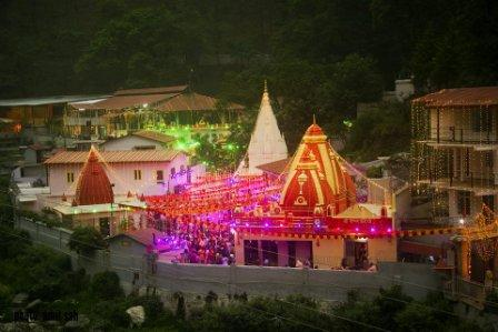 Kainchi Dham Mela 2019
